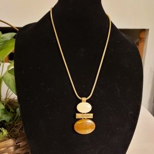 Vintage Avon Modernist necklace